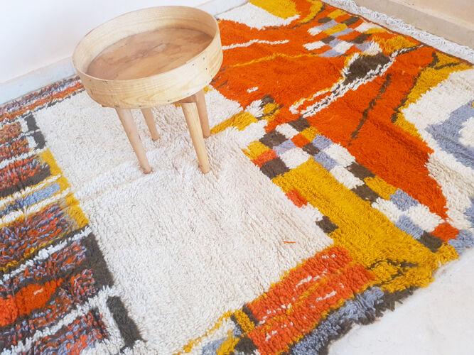 Tapis berbere marocain 222x152cm