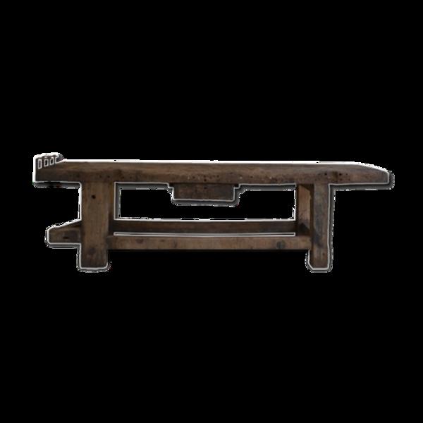 Selency Console rustique - 1890's