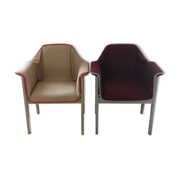 Selency Paire de fauteuils Wilkhahn vintage