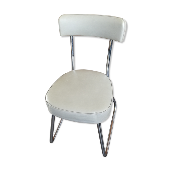 Chaise nori, type industriel, années 70