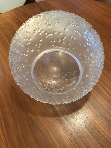 Abat-jour en verre