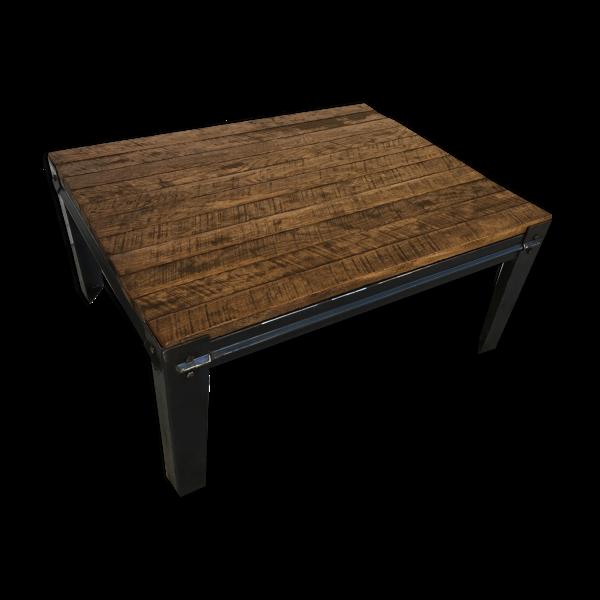 Selency Table basse industrielle