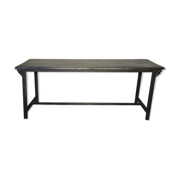 Selency Ancienne table militaire