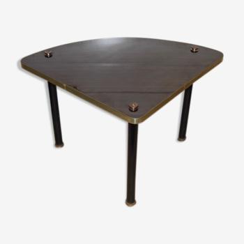 Table d'angle tripode années 60