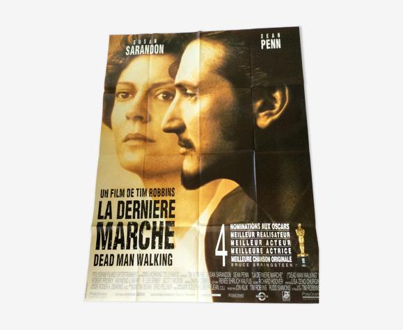 """Affiche du film """" La dernière marche """""""