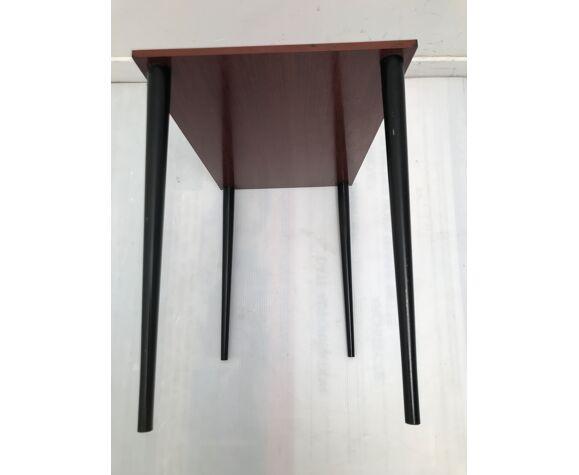 Table d'appoint années 60-70