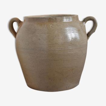 Pot in gres xxl