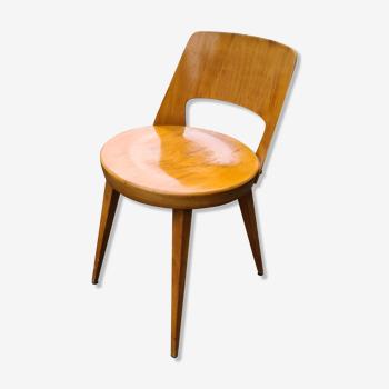 Chaise Mondor Baumann vintage