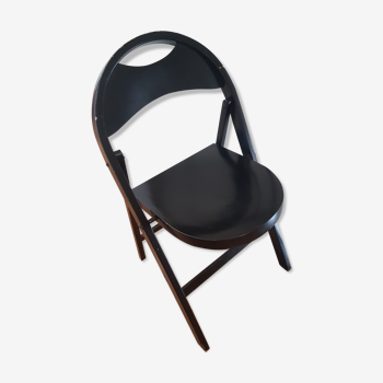 Chaise pliante thonet b751 noire