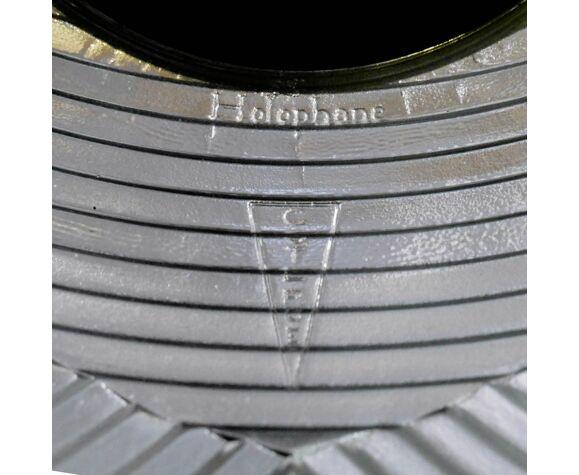 Suspension Holophane en aluminium