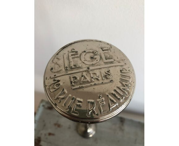 Présentoir porte chapeau télescopique ancien Siegel Paris