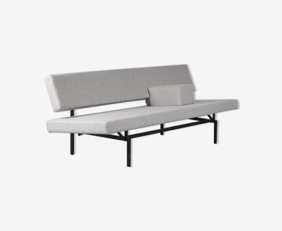 Canapé-lit des années 1960 par Gijs vd Sluis pour Gispen, Pays-Bas