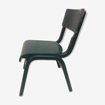 Chaise en bois pour enfants