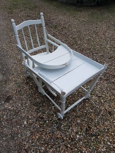 Former baby high chair