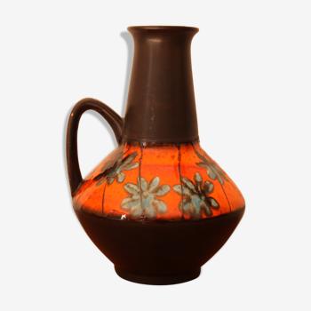 Vase en céramique West Germany