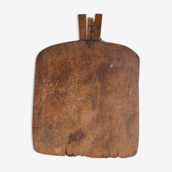 Planche de boulanger en bois