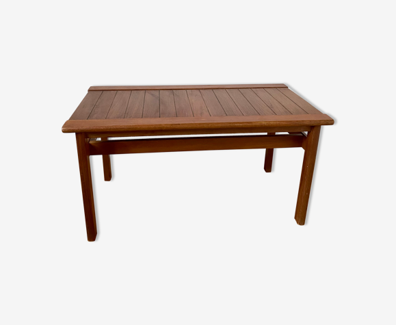 Table basse scandinave des années 60