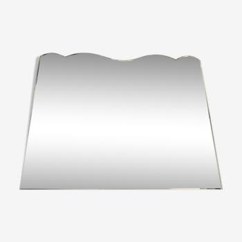 Miroir art déco 64x52cm