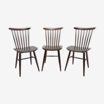 Chaises du milieu du siècle par Antonin Šuman pour TON