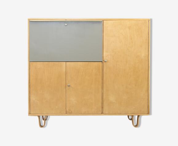 Pastoe Birch série modèle CB01 cabinet par Cees Braakman