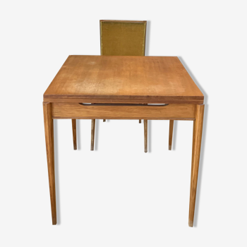 Table scandinave 1960 1970