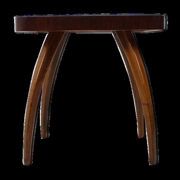 Table basse du milieu du siècle «Spider» conçue par Jind?ich Halabala, années 1950