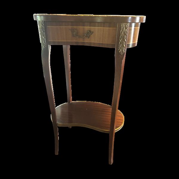 Table rognon d'appoint
