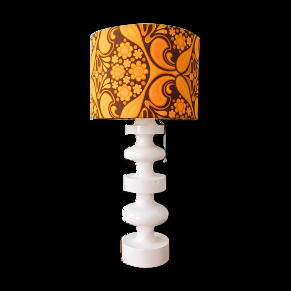Lampe de table vintage par Conceição Silva, années 1970