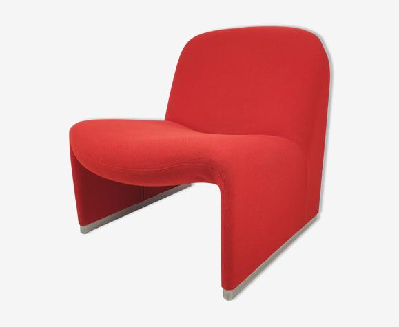 Alky Lounge Chair de Giancarlo Piretti pour Castelli, années 1970