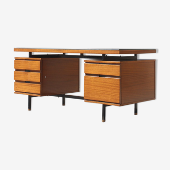 Office president by Pierre Guariche for Huchers Minvielle, France, 1950s