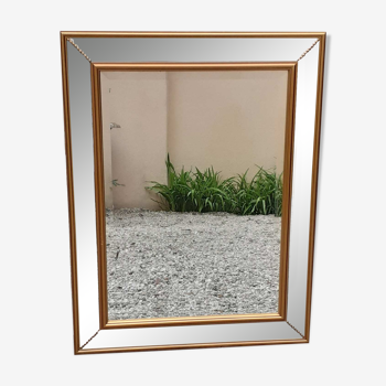 Miroir biseauté 89 x 68cm