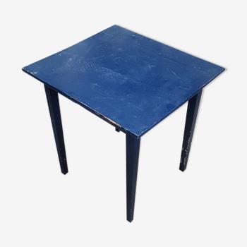 Ancienne table d'appoint des années 60