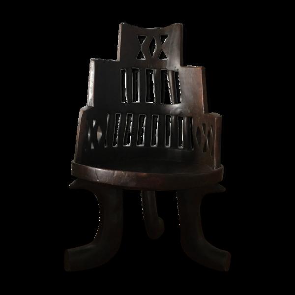 Selency Chaise Monoxyle Ethipie