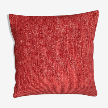 Coussin rouge cardinal