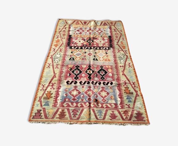 Tapis kilim arménien ancien 120x190cm