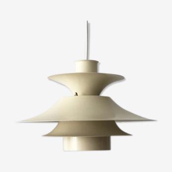 Danish hanging lamp, 1970s
