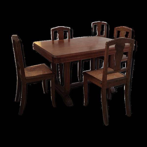 Ensemble salle à manger