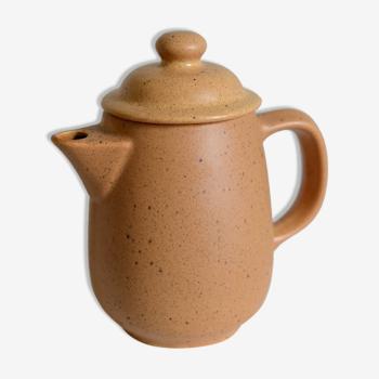 Théière ou cafetière en grès