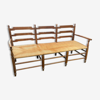 3-seater radassiére bench