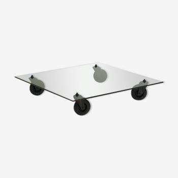 Table basse de Gae Aulenti pour Fontana Arte