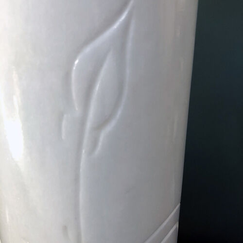 Lampe en albâtre 70