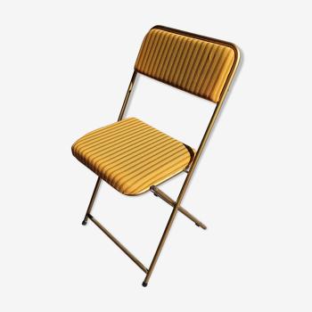 Chaise pliante Lafuma 1970