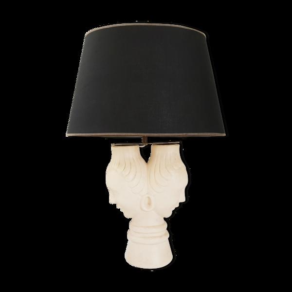 Lampe vintage de Louis Giraud à Vallauris