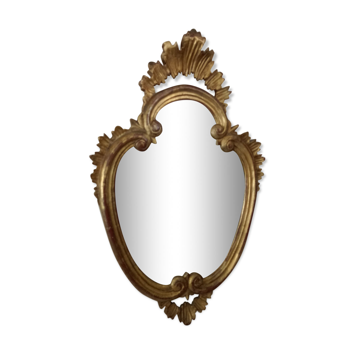 Miroir baroque style Louis XV