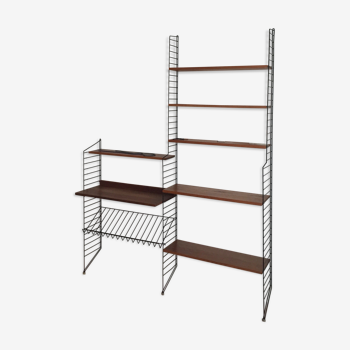 Nisse Strinning bookcase edited by String