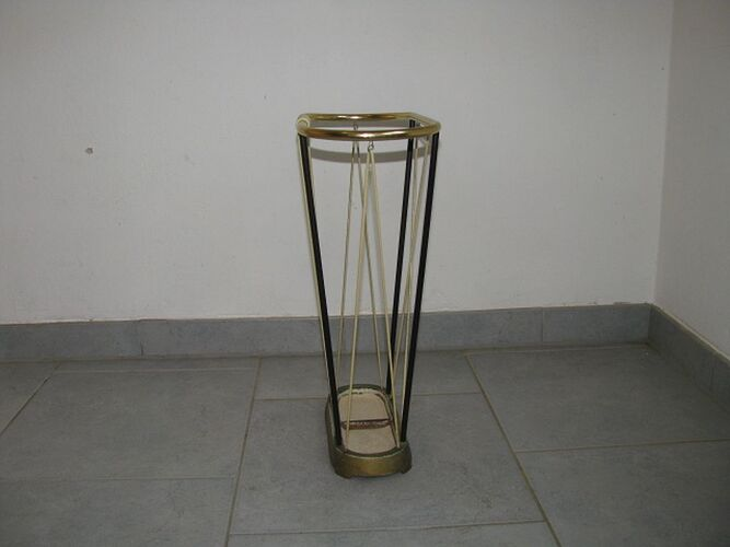 Brass umbrella holder Germany 1950