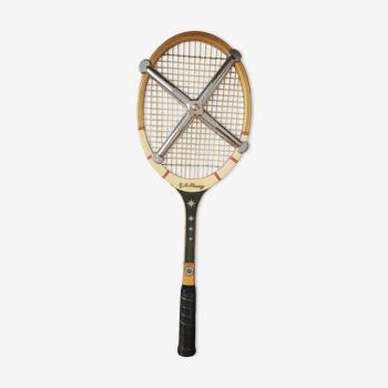 Raquette de tennis vintage avec son cadre Zephyr