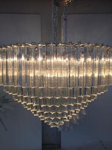 Spriednik Triedo lamp in Murano glass