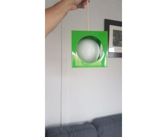 Lampe cubique à suspension UFO - Disderot