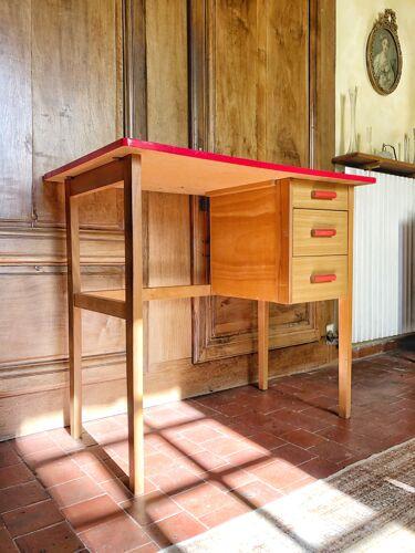 Bureau d'enfant vintage